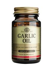 Solgar garlic oil