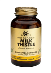 Solgar milk thistle