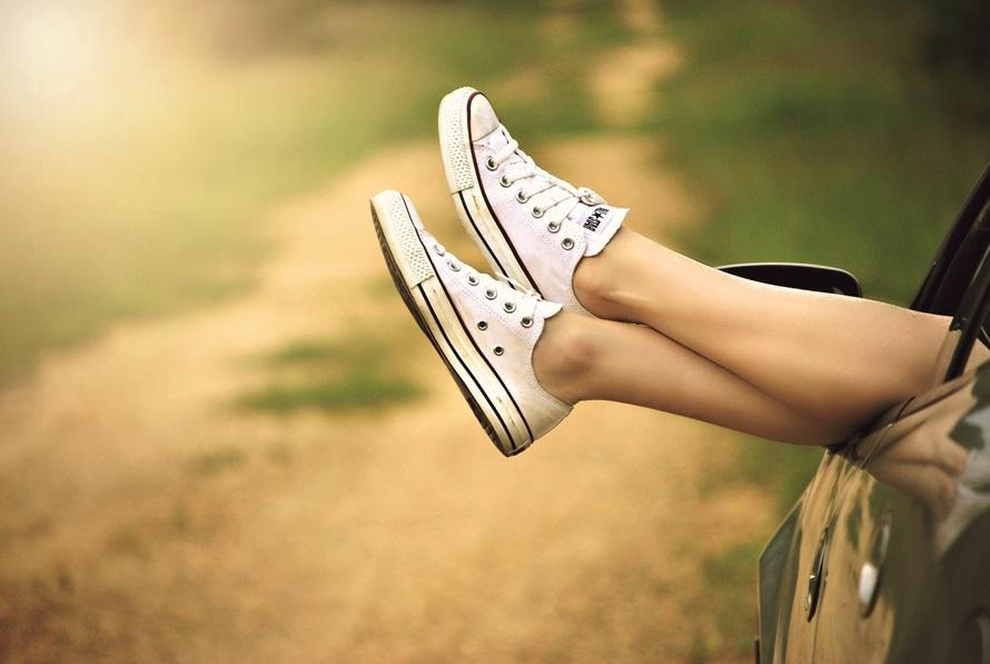 Zweetvoeten pieds moites