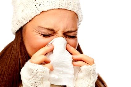 verkoudheid rhume