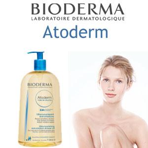 Bioderma Atoderm Douche-olie