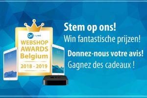 webshop awards