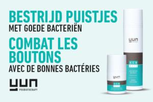 Combattez l'acné grâce à la puissance des bonnes bactéries